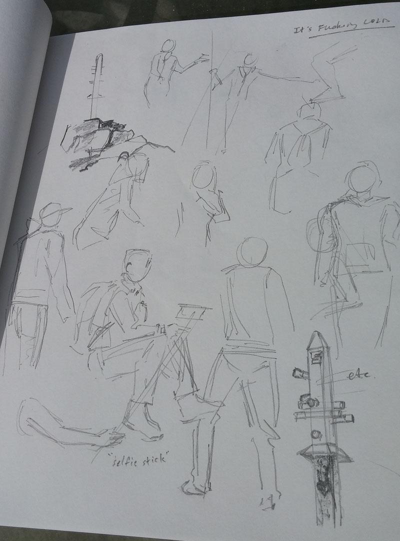 Gestures, page 1